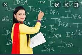 Female Teacher (8,9,10) CBSE -Science + SST + English