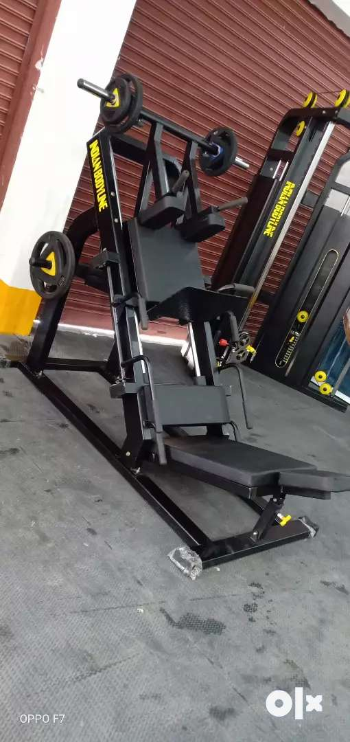 New & old Excercise equipment 0