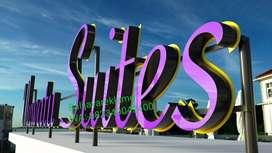 letter timbul,huruf timbul,neon box,neon flex,Sign board,letter sign,