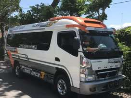Pusat rental sewa mobil elf Hiace bus medium big bus dll