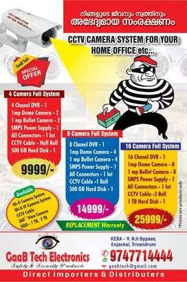 CCTV CAMERA SYSTEM - DIRECT IMPORTER