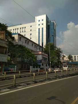 Four star hotel under construction at mg road in 15 cents