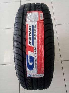 BAN GT RADIAL CHAMPIRO ECO UKURAN 185 65 15 BISA DEBIT/CREDIT
