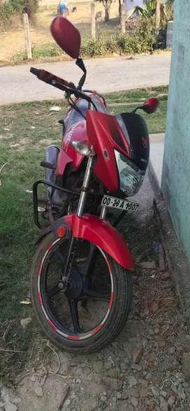 Hero glamour bike very good condition
