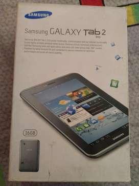 Samsung galaxy tab -2  GT-P3100