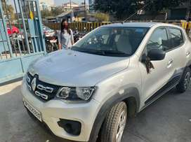 Brand New Kwid with only 21k Run