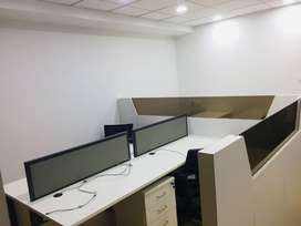 (Satsai Square) Dhan Trident Furnished Office