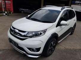 Honda New BRV 1.5 E CVT Prestige Facelift 2018 Putih
