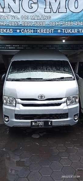 Toyota Hiace Commuter 2016 istimewa tangan pertama
