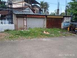 1 and half  cent shop for  sale near overbridge trivandrum