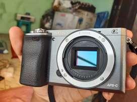 Sony a6000 body only BO kamera mirrorless