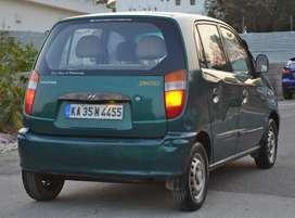 Hyundai Santro, 1998, Petrol