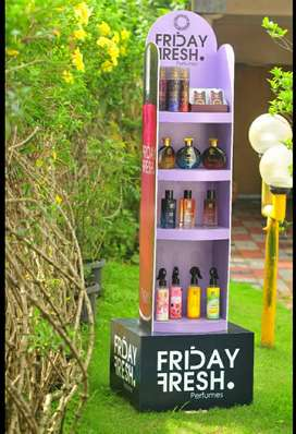 perfumes distribution business