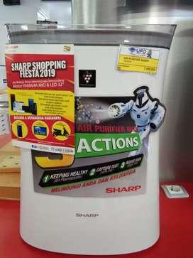 Air purifier sharp bisa di kredit promo bayar admin saja 199k