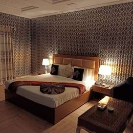 Hotel Accommodation in Gulberg Lahore .Al Burhan Express Hotel