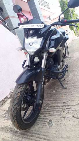Yamaha FZ bike it is in good condetion