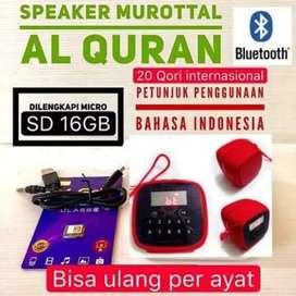 Speaker murottal Alqur'an