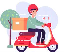 Urgent required for delivery partners