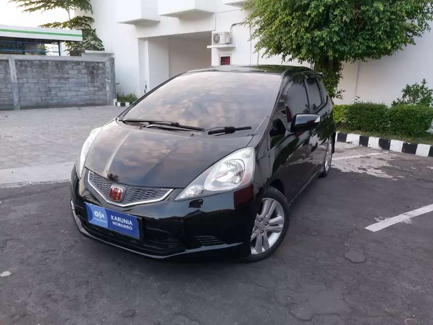Jazz RS 2009 matic Dp 28JT/Kredit [Irit,Triptonic 5 speed] 0