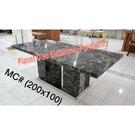 Meja Makan Marmer 200cm  Meja Makan Batu Marmer  Dining Table