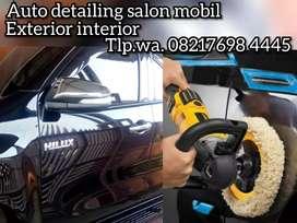 Salon poles mobil tanjung karang bandar Lampung