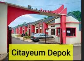 Rumah Over Kredit Cicilan 2,9 jt  sisa 12 Th lg dkt stasiun Citayem