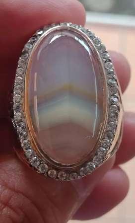 Jual cincin batu IRISH JUNJUNG DERAJAT
