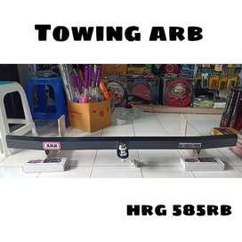 towing arb mobilio towing bar honda mobilio bumper belakang arb
