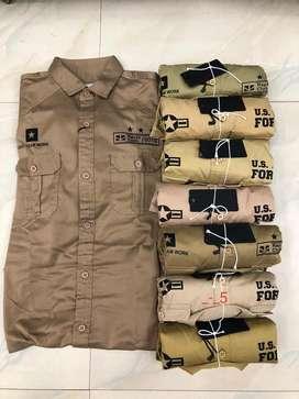 Casul shirts