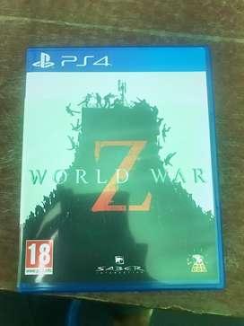 World War Z 2nd PS4