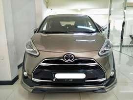 Toyota Sienta Q 1.5 Automatic 2016 Kondisi Super Istimewa