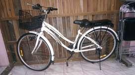 Jual Sepeda Wim Cyle Wanita