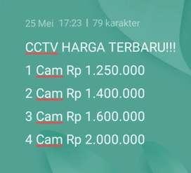 Paket Hilook CCTV 2MP
