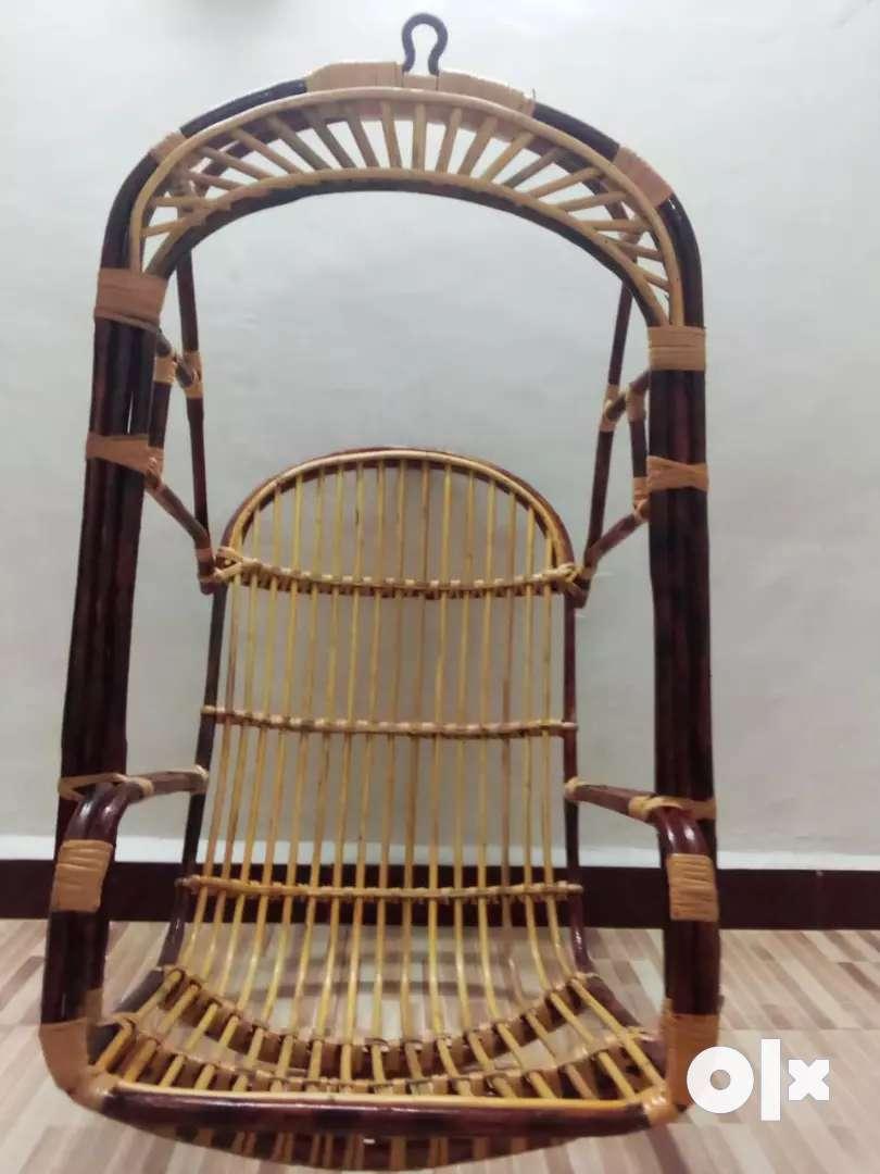 Bamboo Swinging Juala ஊஞ்சல்/தூரி Brand NEW 0