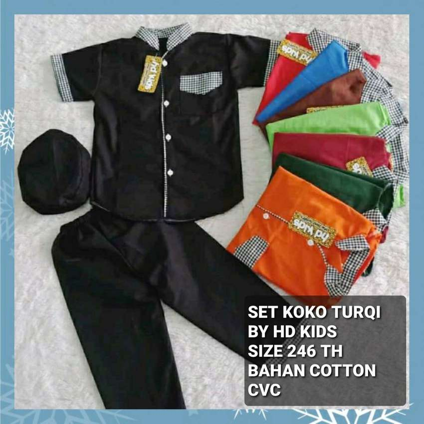 Set Koko Turqi HD Kids 0