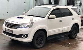 Toyota Fortuner 3.0 Limited Edition, 2014, Diesel
