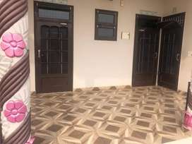 For small family two rooms set is available for rent