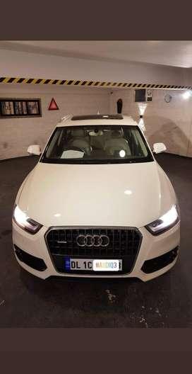 Audi Q3 2.0 TDI S Edition, 2013, Diesel