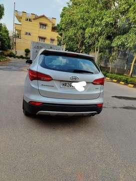 Hyundai Santa Fe 2015 Well Maintained