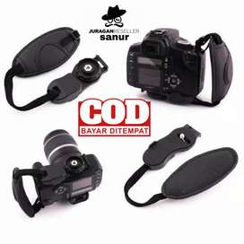 Leather Wrist Strap Kamera Hand Grip Canon EOS Sony Olympus SLR DSLR