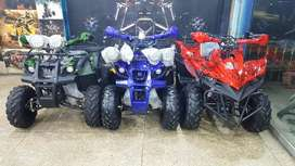 Different colours and model of Big Quad ATV BIKE with REVERSE