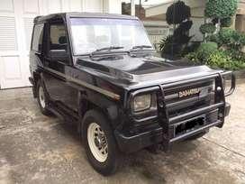 Jeep Daihatsu Taft GT F70 1991