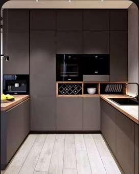 Modular kitchen showroom