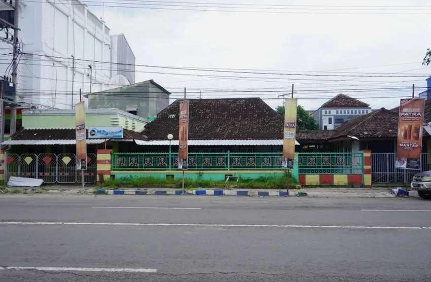 Rumah murah ponorogo hitung tanah nol jalan cocok utk usaha komersial