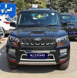 Mahindra Scorpio 1.99 S6 Plus, 2017, Diesel