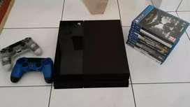 ps4 ori firmware + 7 kaset game