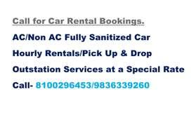 Car Rental Available 24 * 7