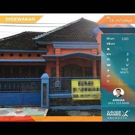 Rumah Mewah, Nyaman dan Strategis di Tengah Kota Jember