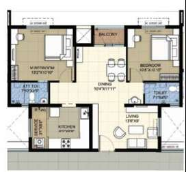2BHK apartment at perungalathur with best price