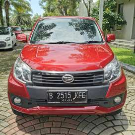 Terios X mt 2016 murah bs kredit low km